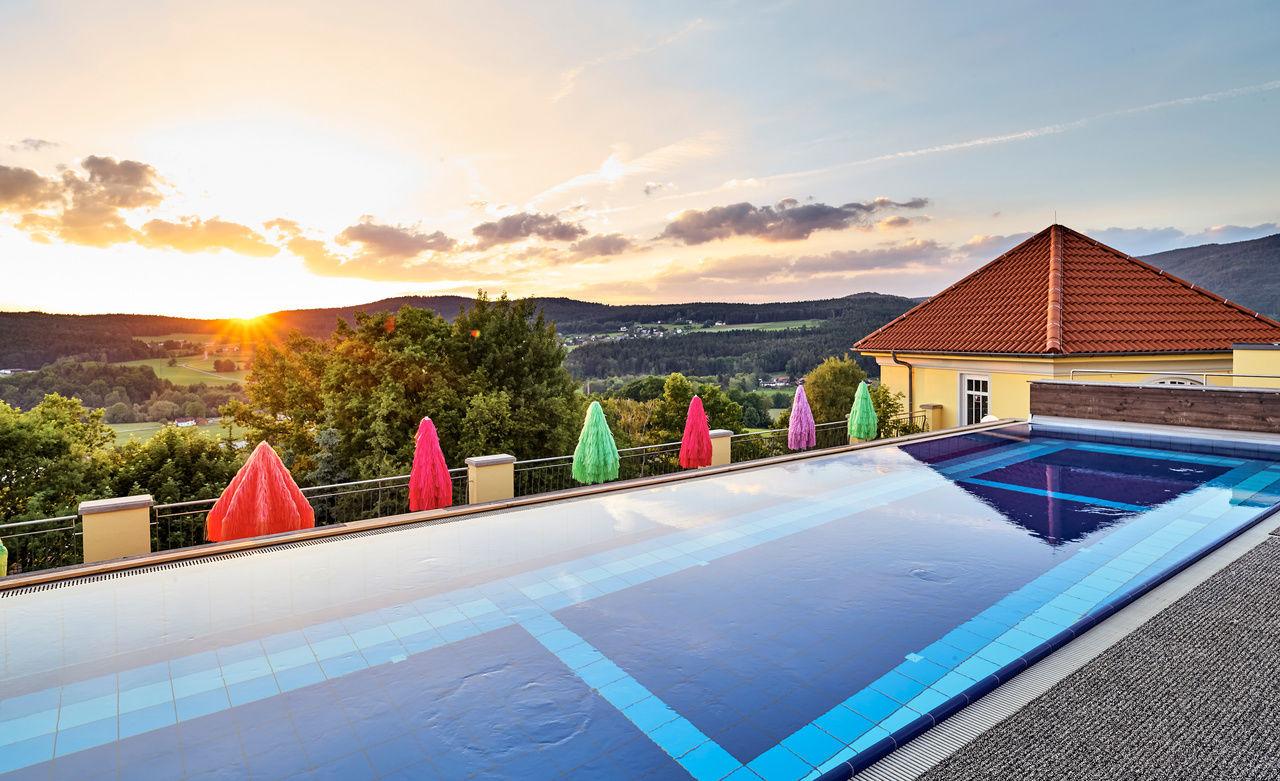 4 Sterne Wellnesshotel Birkenhof Wellnesshotels Bayerischer Wald Bayern