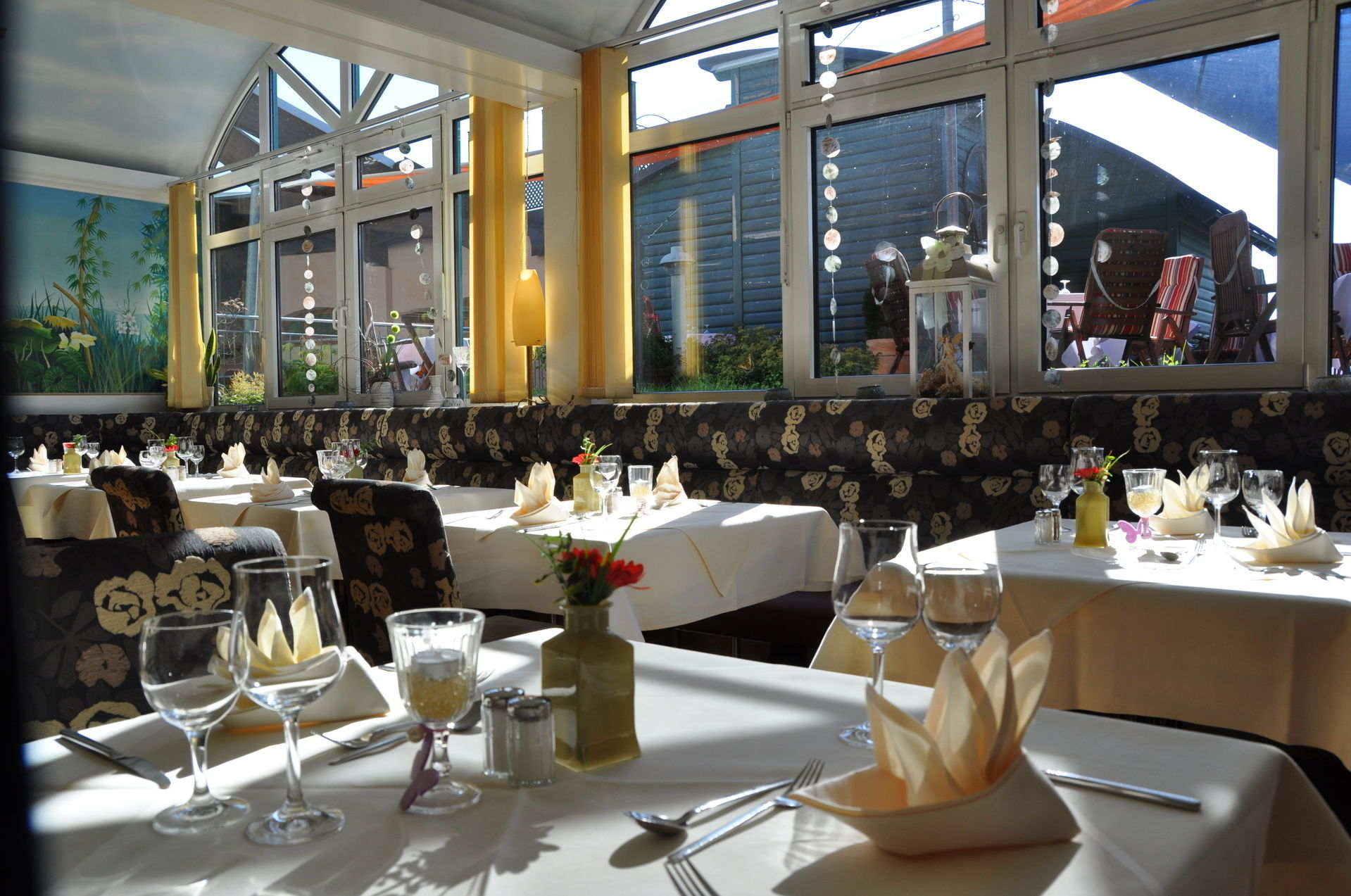 Restaurant Gaumenzauber 4 Sterne Hotel Birkenhof Kulinarik Bayern